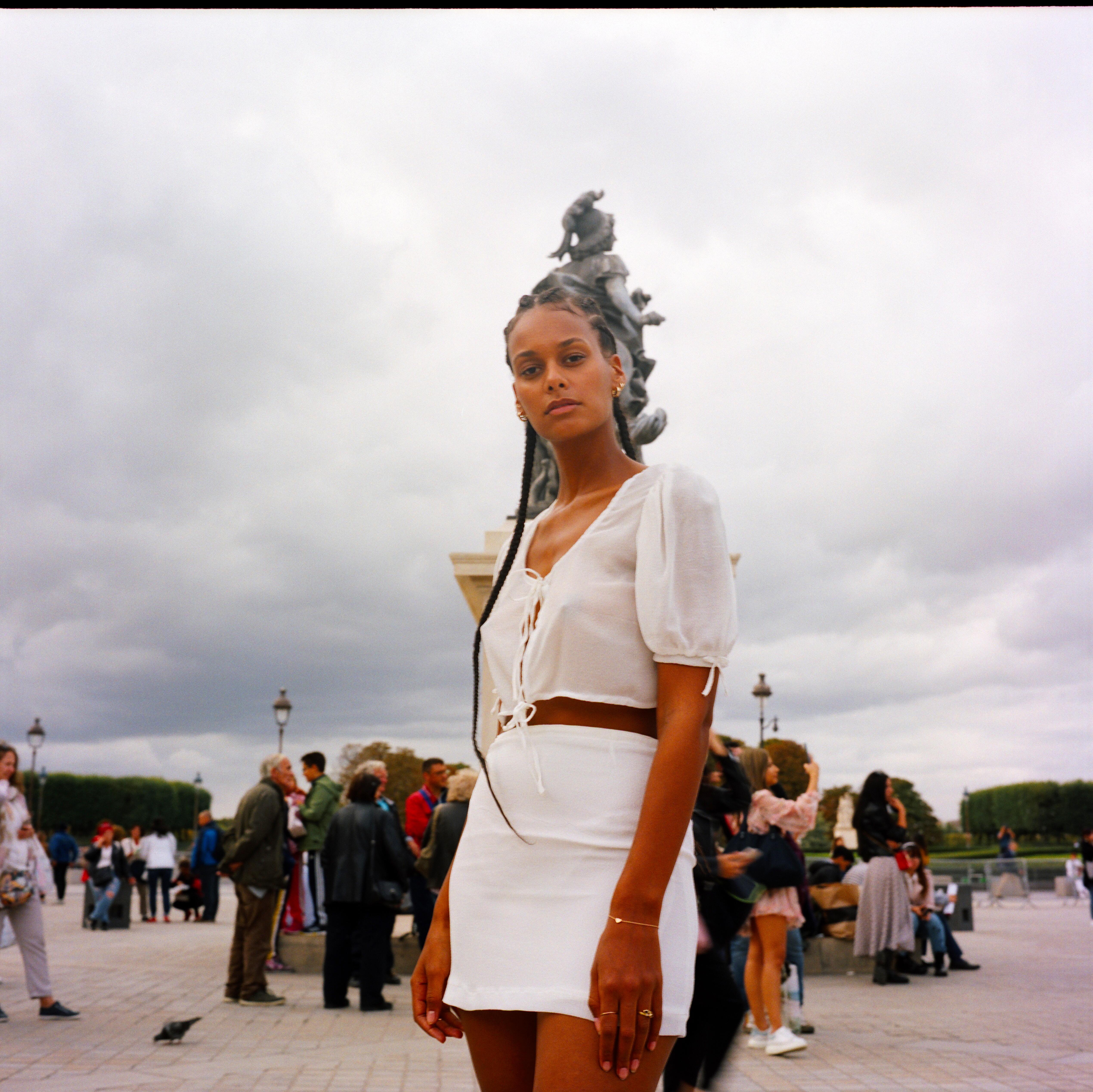 Shooting mode Paris Maison cléo14