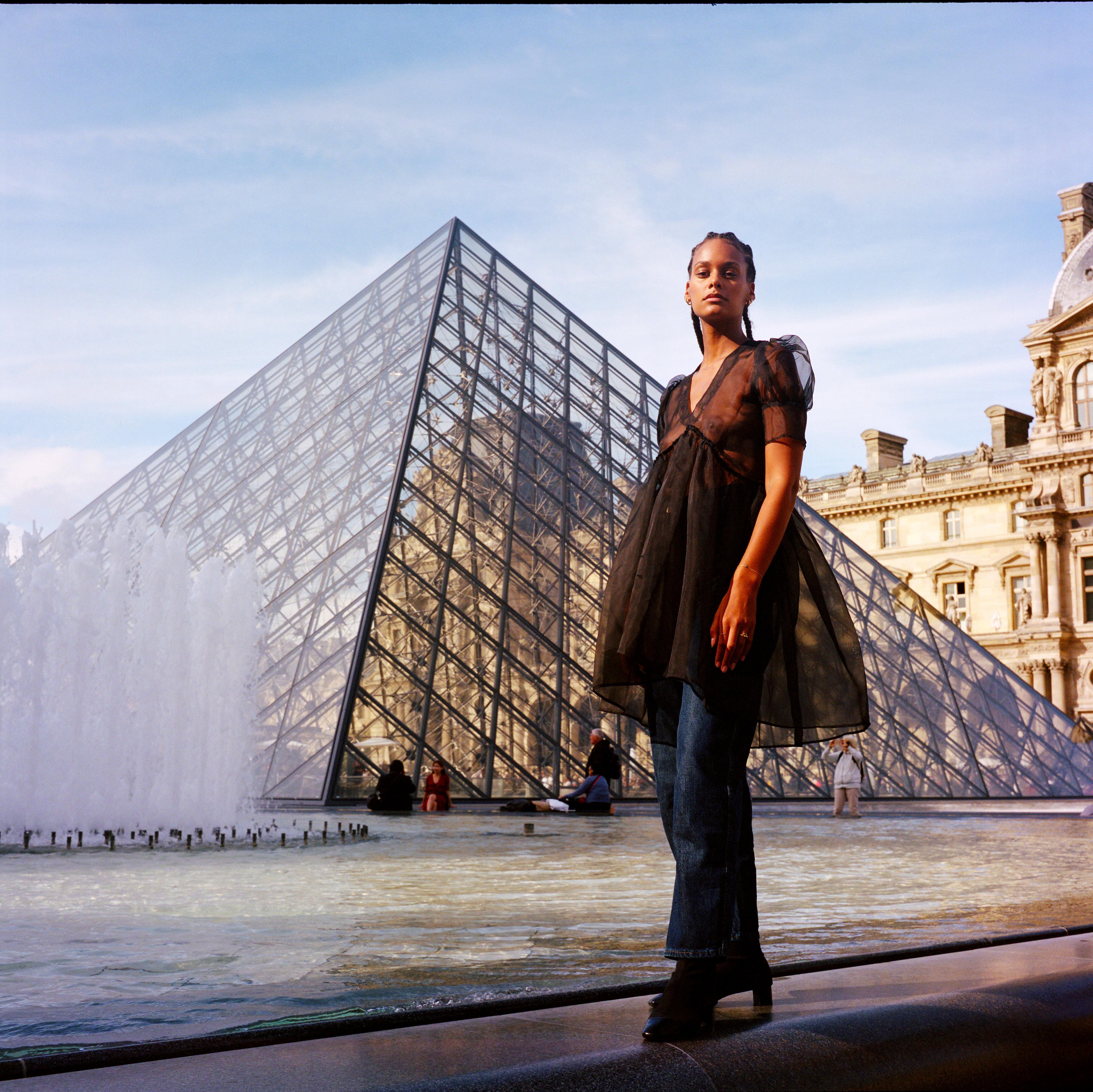 Shooting mode Paris Maison cléo15