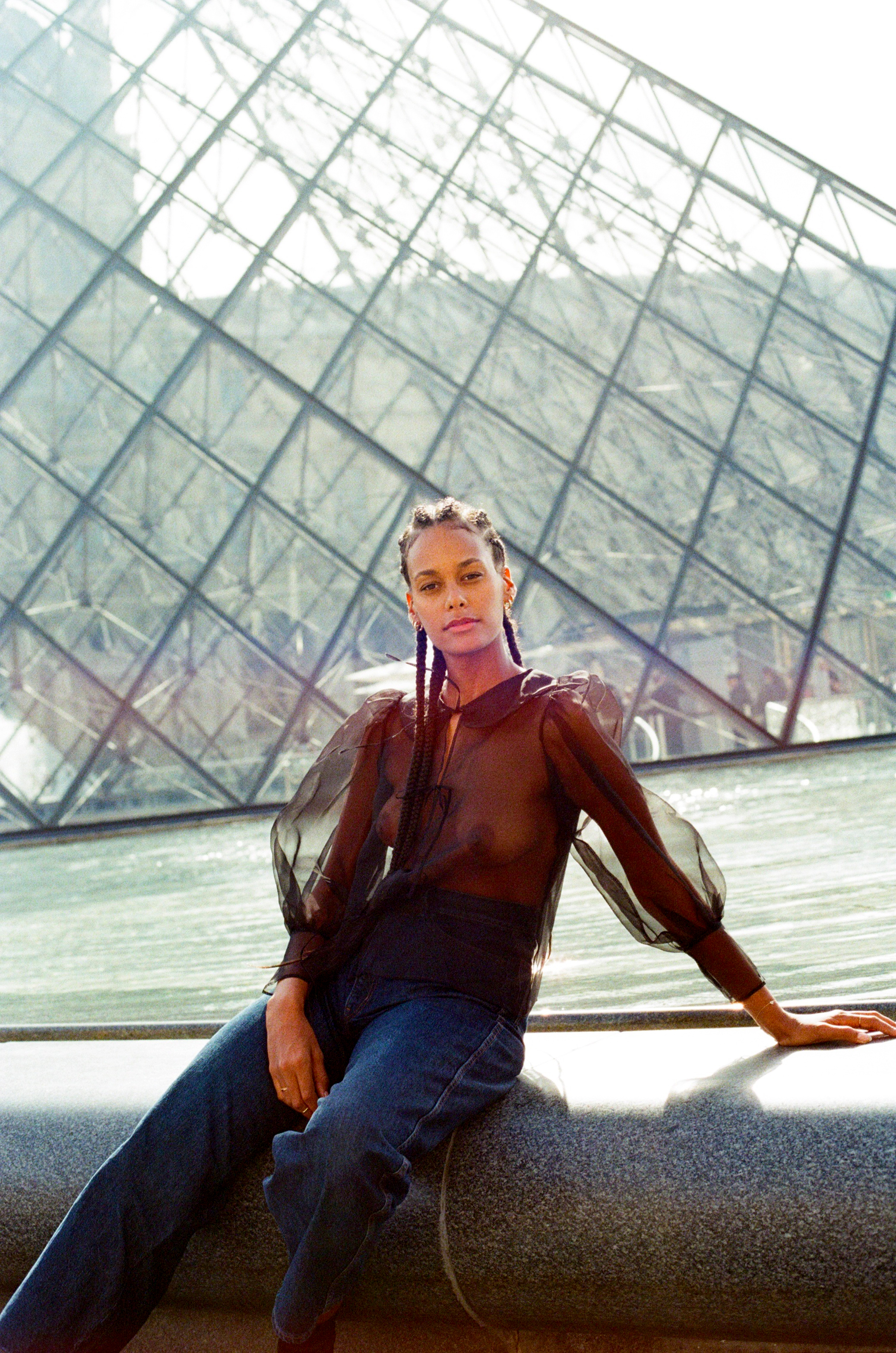 Shooting mode Paris Maison cléo16