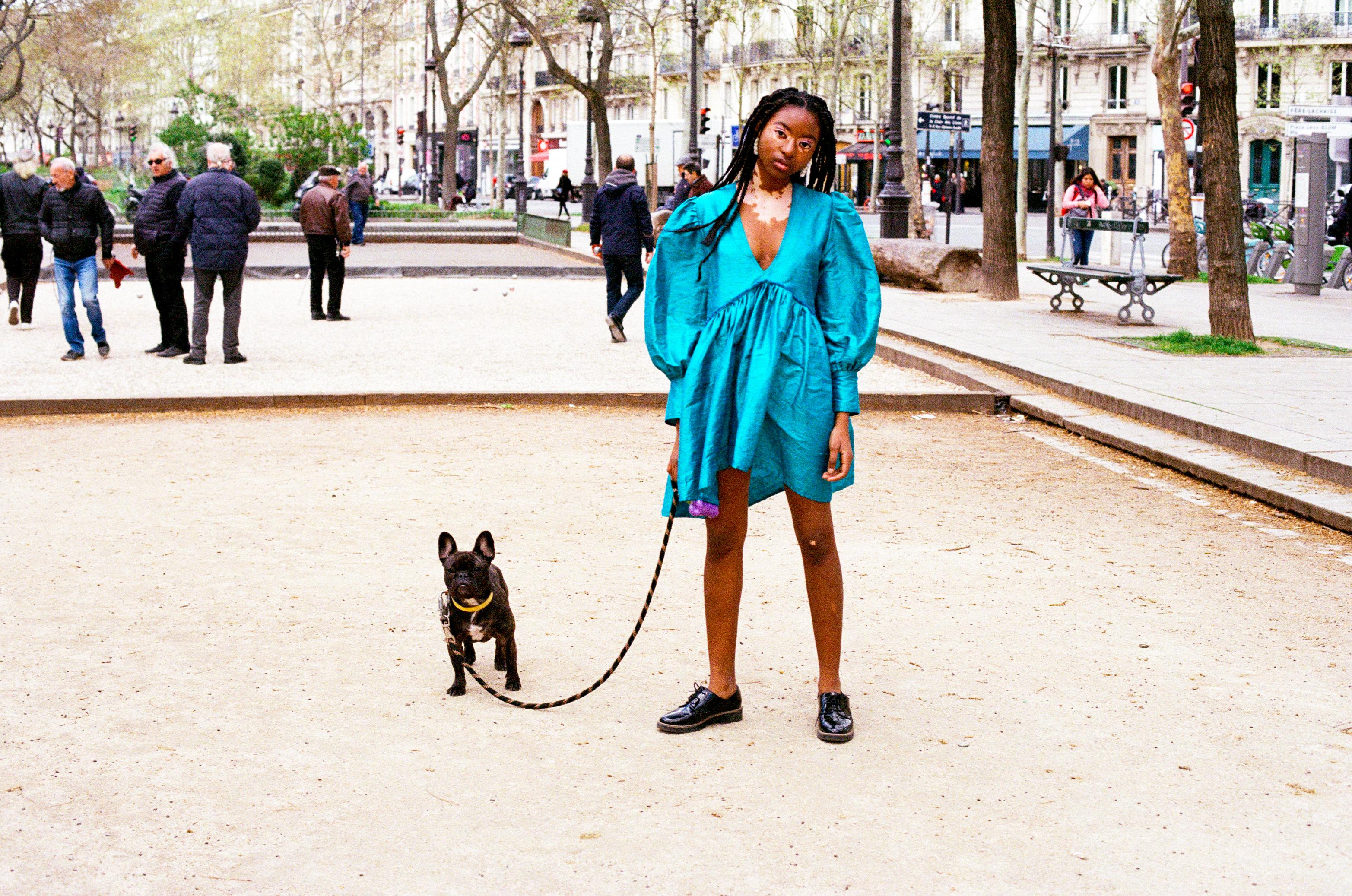 Shooting mode Paris Maison cléo19