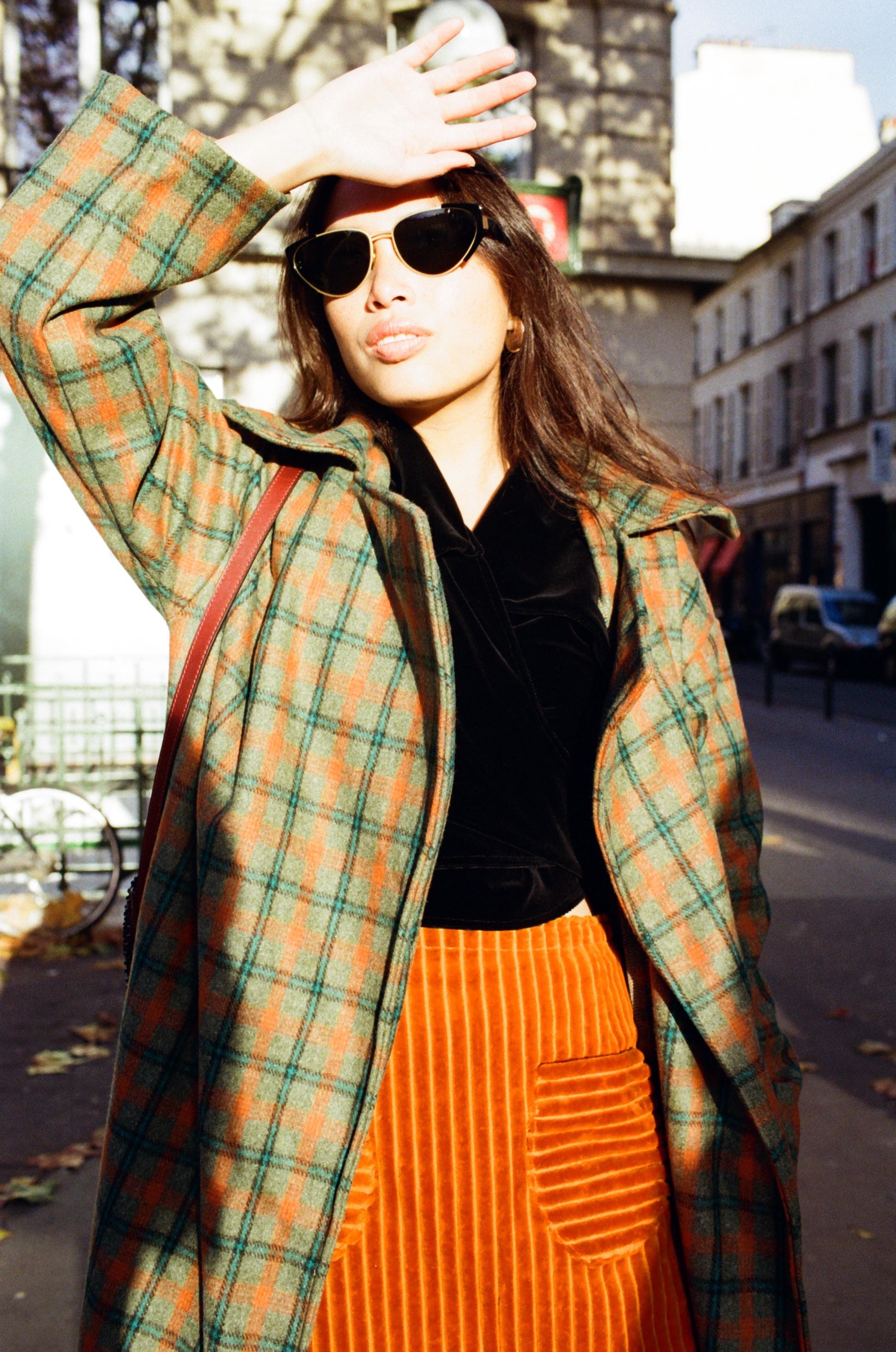 Shooting mode Paris Maison cléo3