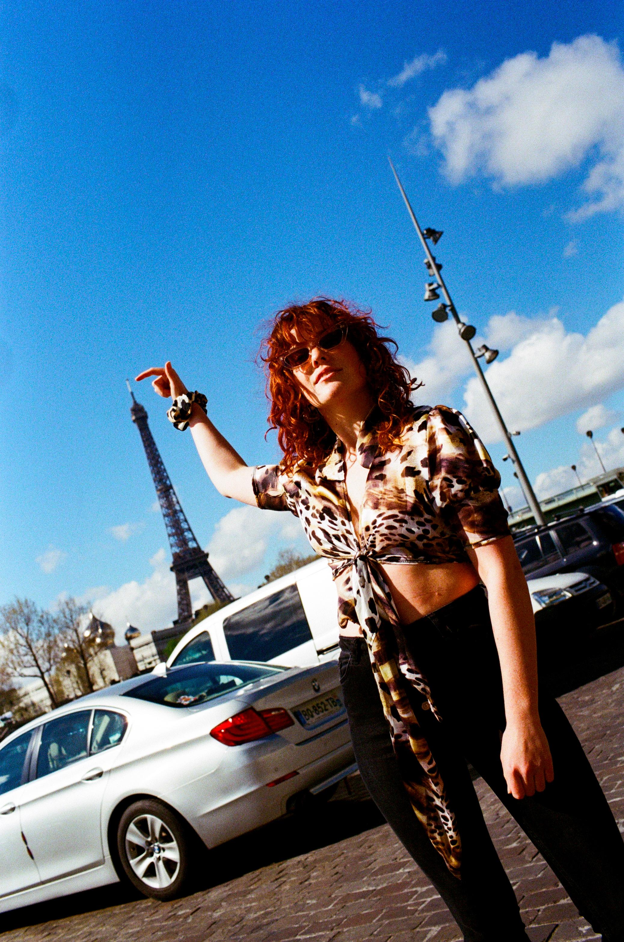 Shooting mode Paris Maison cléo9