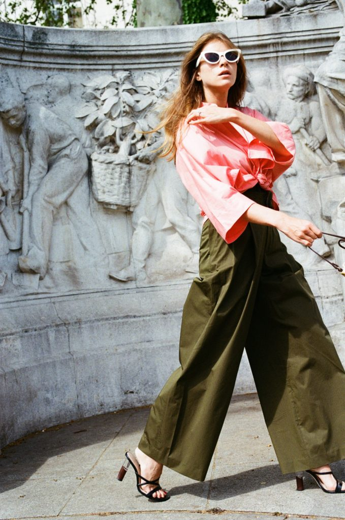 Shooting mode Paris Zara Monica Ainlay de la Villardière 10