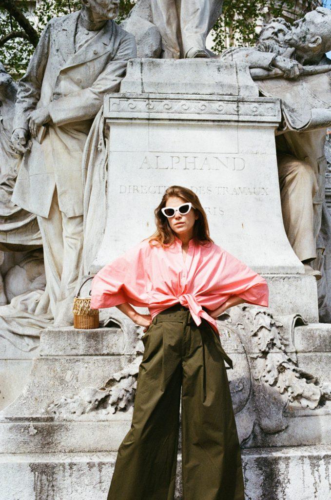 Shooting mode Paris Zara Monica Ainlay de la Villardière 11