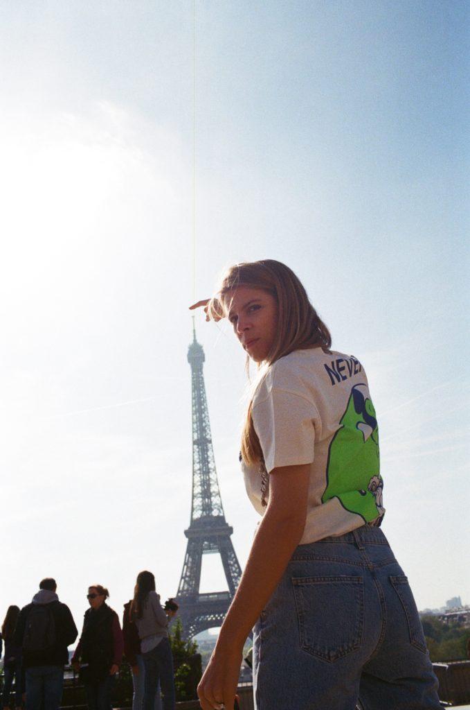 Shooting mode Paris Zara Monica Ainlay de la Villardière 12