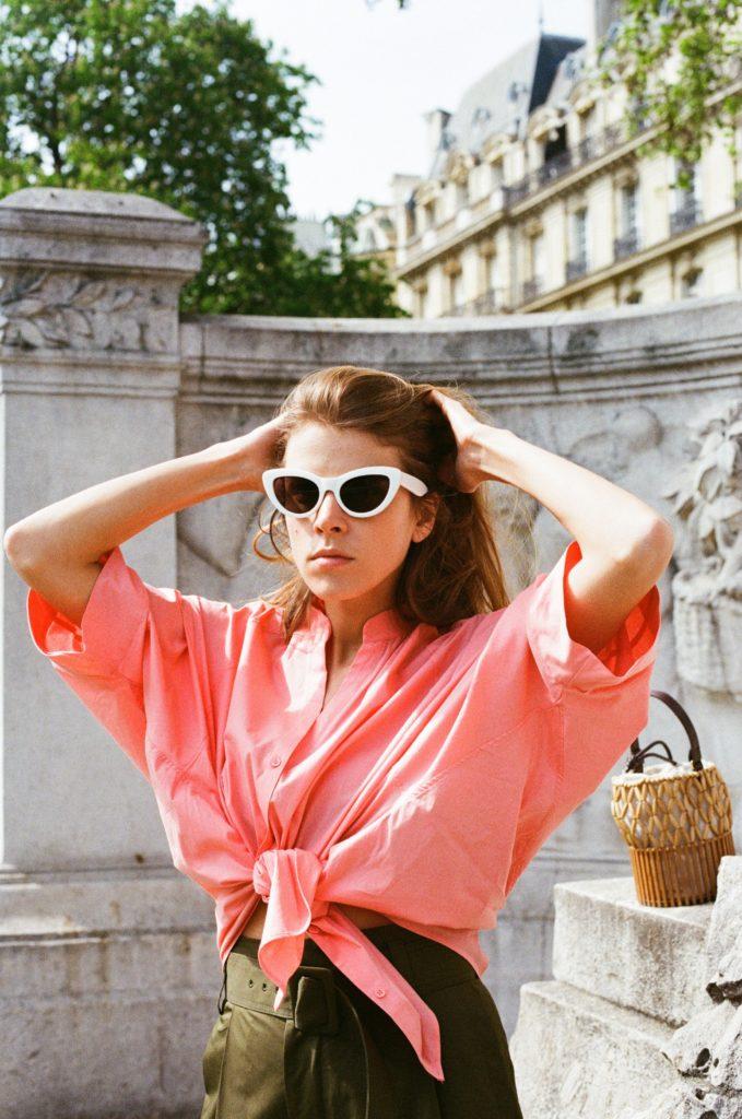 Shooting mode Paris Zara Monica Ainlay de la Villardière 13
